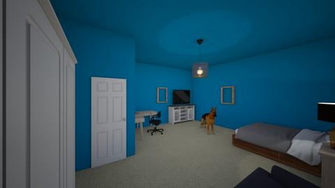 Dream room - Bedroom - by bct1327