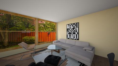 Colbert  - Living room - by ewoehlke