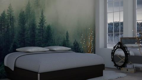 Misty - Eclectic - Bedroom - by millerfam
