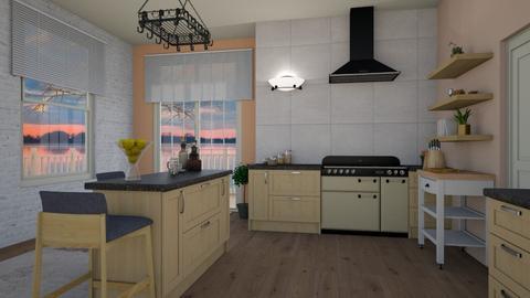 Artisan Flooring 2 - Kitchen - by CCPompey
