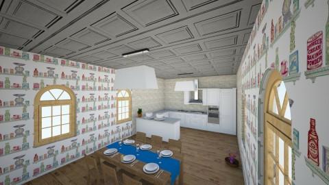kitchen - Kitchen - by Strom javor