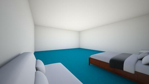 bed - Bedroom - by Jada Thomas