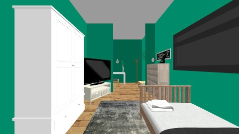 My Room - Bedroom - by pmm6739