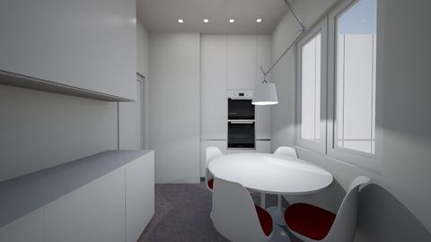 retro kitchen - Retro - Kitchen - by bianca boeriu