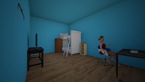 bianca petrosino - Bedroom - by alumnes