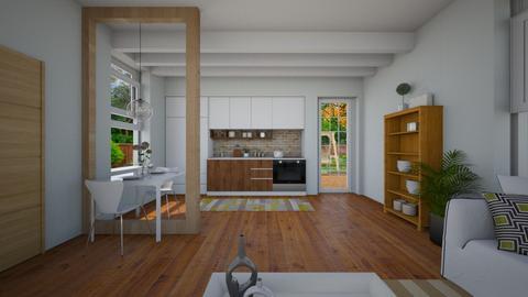 Kitchen_001 - Kitchen - by rebellure