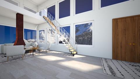 Grand Living Room - Living room - by GinnyGranger394