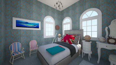 London Bedroom 2 - Vintage - Bedroom - by ra101