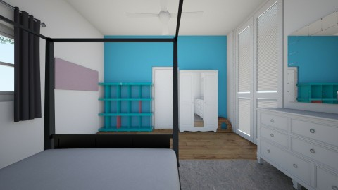 my dream room - Bedroom - by nandabear