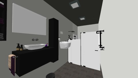 Bathroom - Modern - Bathroom - by Andrea Puspa Melinda