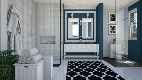 Tradicional - Bathroom - by Ash Williams