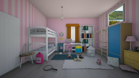 little girls room - by sweetswagger123