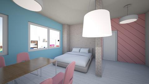 Akos_Szines - Living room - by Zsotiur