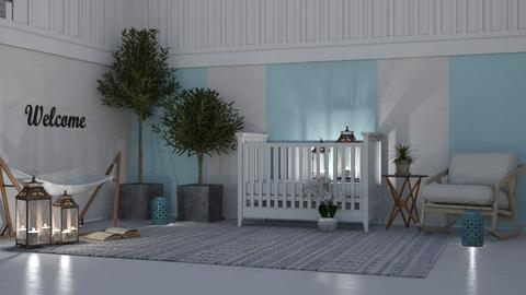 Baby Boy - Modern - Bedroom - by millerfam