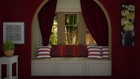 redroom - by yonvie
