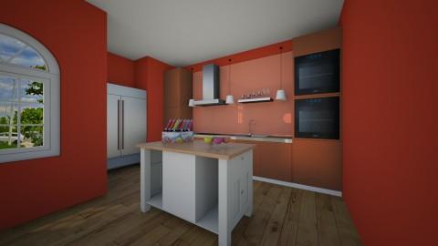 Designer House 2 - by BennLK32