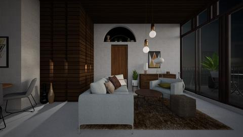 MidCentury - Modern - Living room - by i l o n a