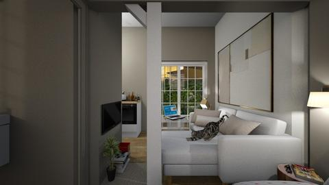 Casa291LivingArea - Modern - Living room - by nickynunes
