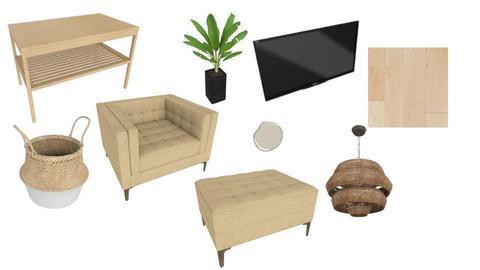 Living Room - by laurenluka