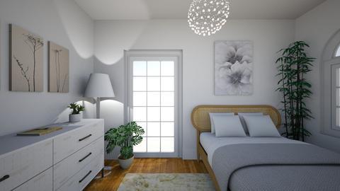 Ms bedroom - Bedroom - by brontevankesteren