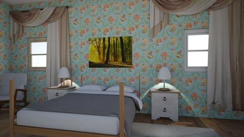 Bedroom1 - by ALKDesigns