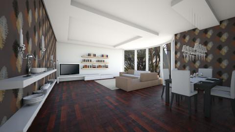 jj - Living room - by Elvira  Elvira