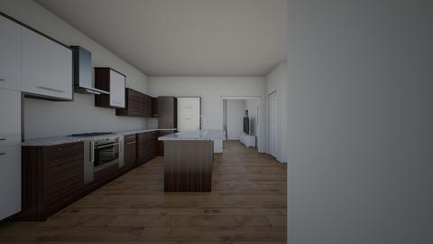 whiite home - by Angela Louro