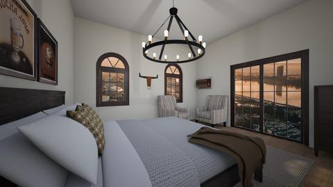 cef - Bedroom - by chariser1