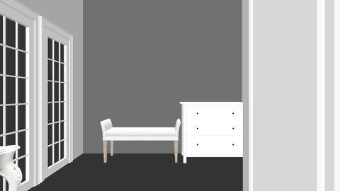 Aleksandra - Glamour - Bedroom - by Panialeksandraaa