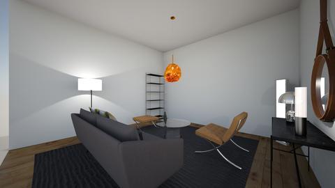 segundo cuadro - Living room - by EYSB