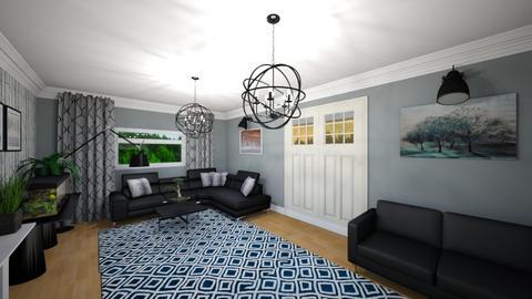 Livingroom v4_3 - Living room - by mtracerz