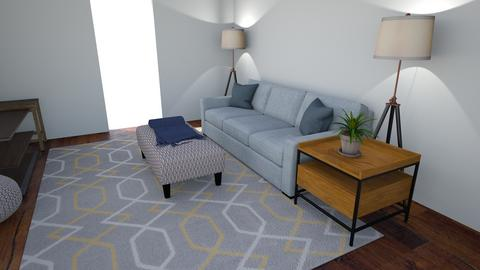 Living Space for Daniel - Living room - by TheDutchDesigner