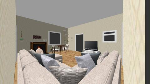 Living Room Planning - by Saundra_M