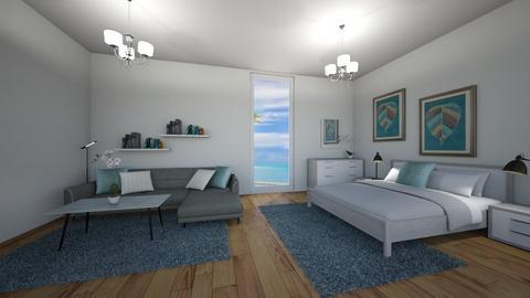 fahad - Living room - by jollanian