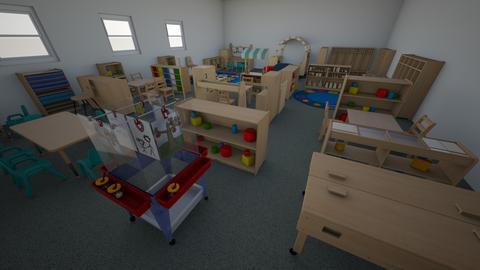 2 - Kids room - by JUHGKBXNXQYEGDDQPJPHPGYHKCLZZVA