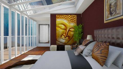 Camera Con Vista - Eclectic - Bedroom - by giulygi