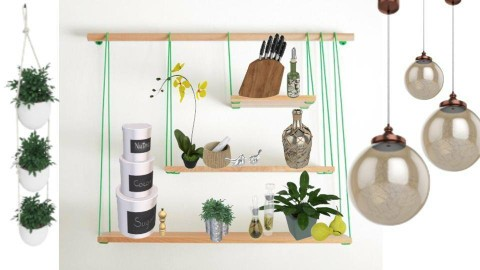 Kitchen Shelves - by Cairalacas