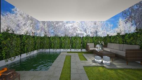 Garden - by majciaaaa123