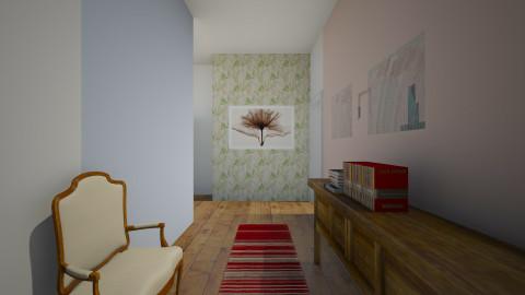 2nd floor hallway 1 - by sudhavmittal