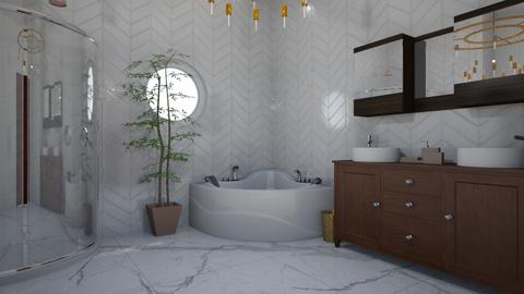 Make Life Interiors - Bathroom - by ThaizCross