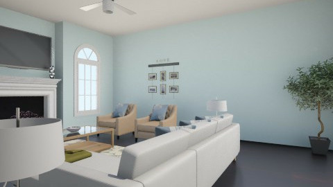 living room 2 - by jeanetteasc