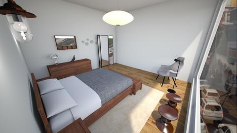 Ventana Periferico  - Bedroom - by EYSB