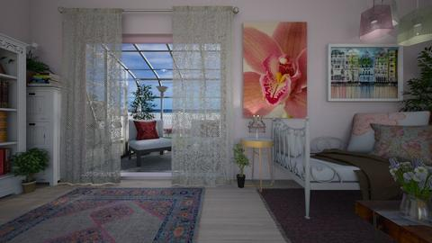 shabby chic - Living room - by allday08