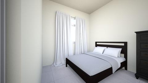 hab - Bedroom - by celest0nica
