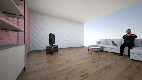 h - Living room - by Katooooo