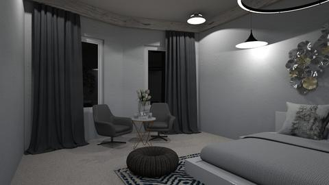bed room - by zazy25m