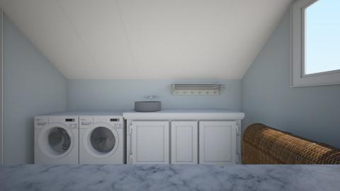 Laundry - by RPetriello