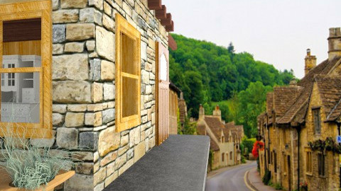village - by Gidion