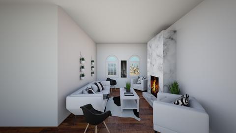 floorplan - Modern - by copperkettle