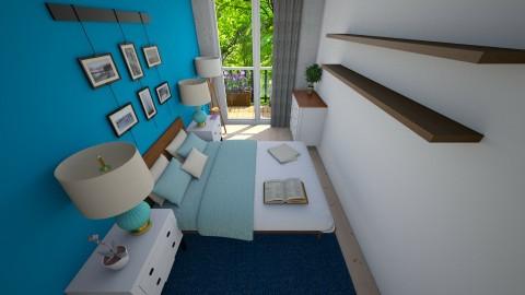 sypialnia11 - Bedroom - by AleksaM